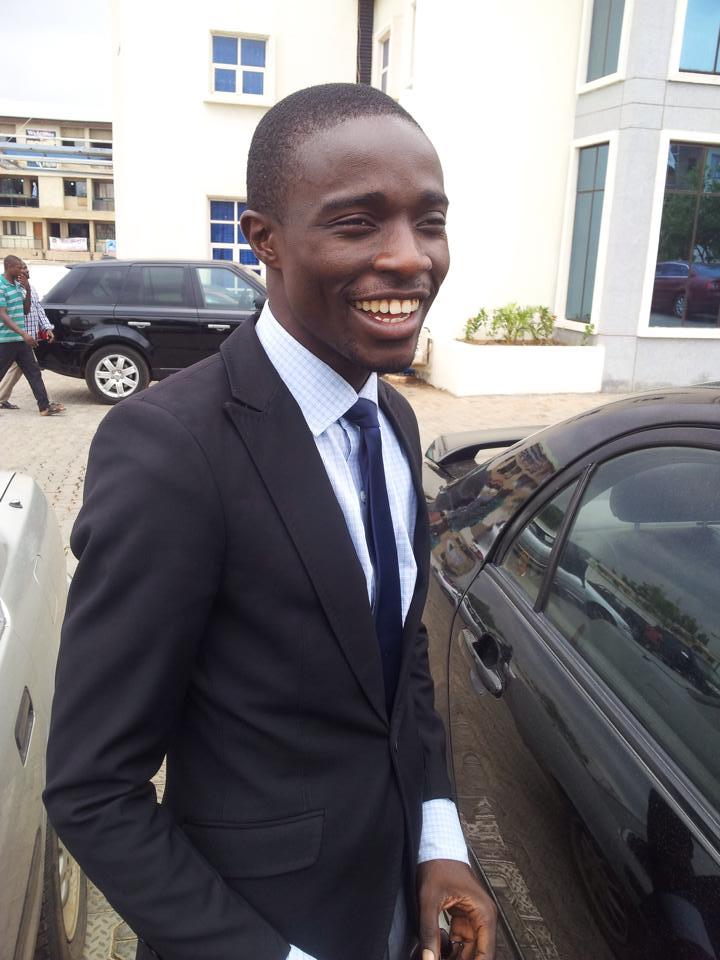 Mr. Adeyemi Adeleke